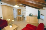 Huuraccommodaties - Appartement 32 mq - Dolomiti Camping Village