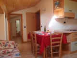 Huuraccommodaties - Appartement 40 mq - Dolomiti Camping Village