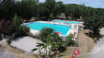 Establishment Camping Le Moulin de Mellet - SAINT HILAIRE DE LUSIGNAN