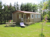 Rental - Bungalow 4 P. - Camping FONTAINE DU ROC