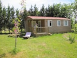 Rental - Bungalow 6 P. - Camping FONTAINE DU ROC