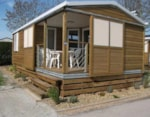 Huuraccommodaties - Cottage Soleo 2 / Terras / TV - Camping Haliotis