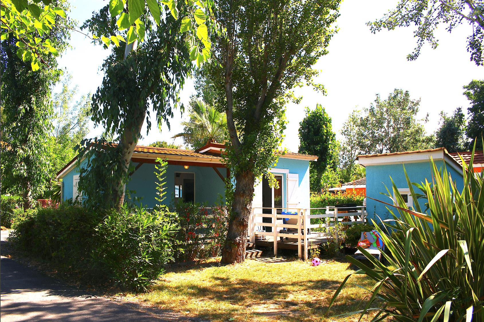 Location - Maya, Confort - Dimanche - 2 Chambres - Camping L'Air Marin