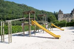Sport activities Sea Green - Camping Le Gibanel - Argentat