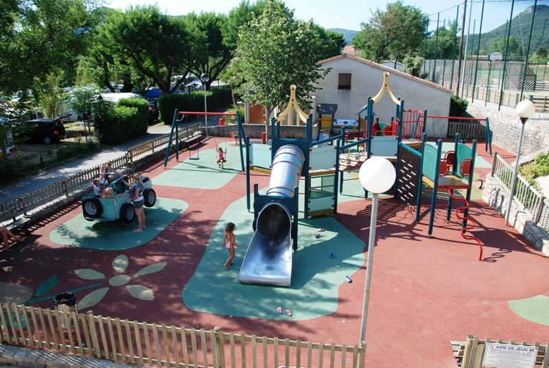 Leisure Activities Camping de L'Arche - Anduze