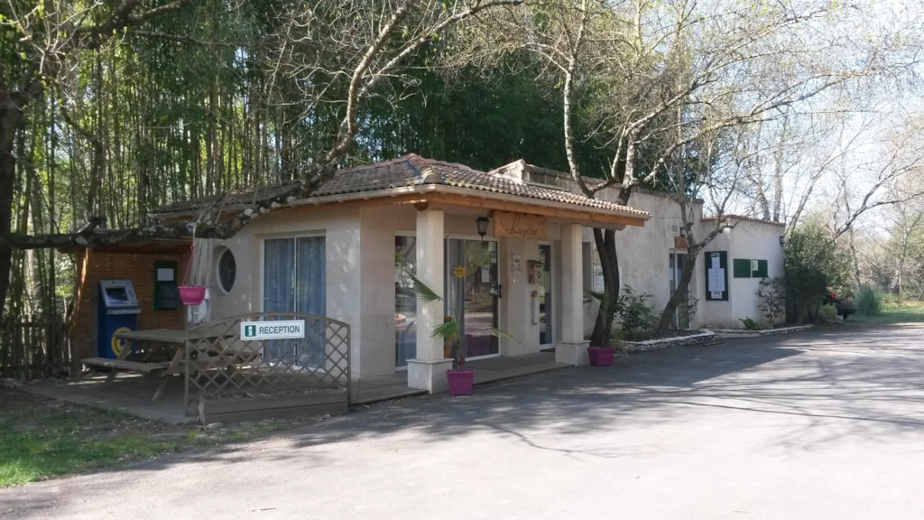 Camping Le Fief d'Anduze - Anduze