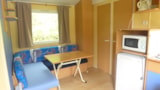 Rental - Mobil home 26m² - 2 bedrooms / Terrace - Domaine du Pra de Mars