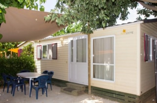 2-bedroom Mobile-home (4/5 pax)