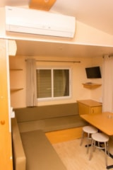 Rental - 2-bedroom Mobile-home (4/5 pax) - Camping Bell Sol