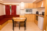 Rental - 3-bedroom Mobile-home - Camping Bell Sol