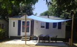 Rental - 2-bedroom Mobile-home (4 pax) - Camping Bell Sol