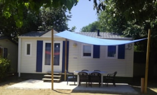 2-bedroom Mobile-home (4 pax)