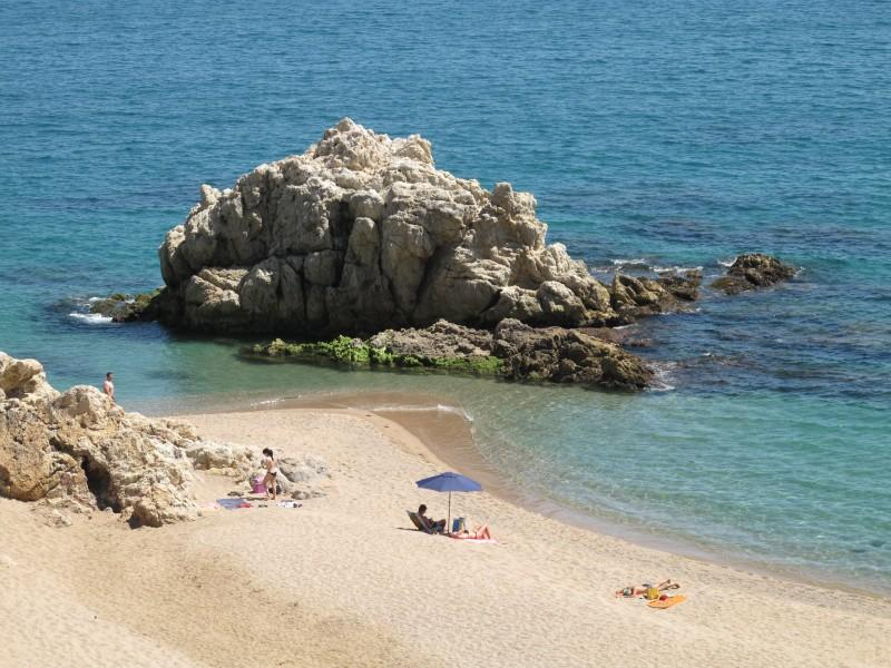 Plages Camping Roca Grossa - Calella
