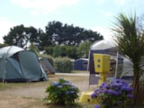 Pitch - Comfort Package (1 tent, caravan or motorhome / 1 car / electricity 10A) - Flower Camping La Corniche