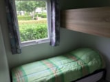 Rental - Tithome ECO 21m² (2 bedrooms) + sheltered terrace - Flower Camping La Corniche