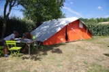 Rental - Package Ready to Camp - Flower Camping La Corniche