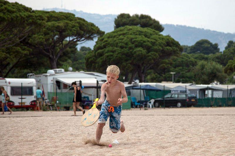 Spiagge Camping Vall d'Or - Platja d'Aro