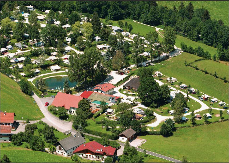 Etablissement Camp Mondseeland - Mondsee