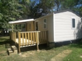 Rental - Mobile-Home 2 Bedrooms - Camping des Drouilhèdes