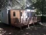 Rental - Mobile-Home 3 Bedrooms - Camping des Drouilhèdes