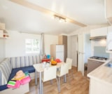 Rental - Mobilhome Standard 26m² Louisiane Oakly - Camping Les Lauriers Roses