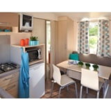 Rental - Mobilhome Standard 23m² - Camping Les Lauriers Roses