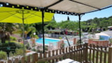 Rental - Mobile Home Confort 25m² + clim - Camping Les Lauriers Roses