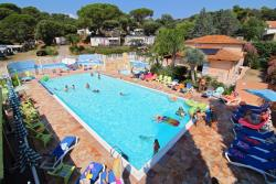 Zwemplezier Camping Les Lauriers Roses - Saint Aygulf