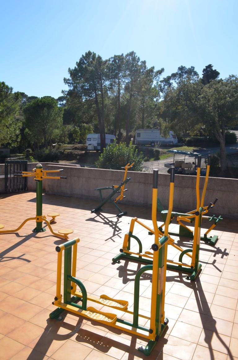 Leisure Activities Camping Les Lauriers Roses - SAINT AYGULF
