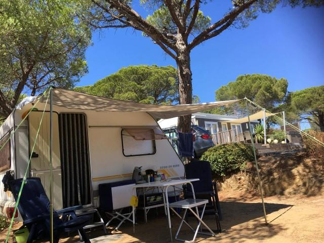 Camping les Lauriers Roses, Saint-Aygulf, Var