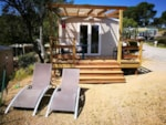 Establishment Camping Les Lauriers Roses - SAINT AYGULF