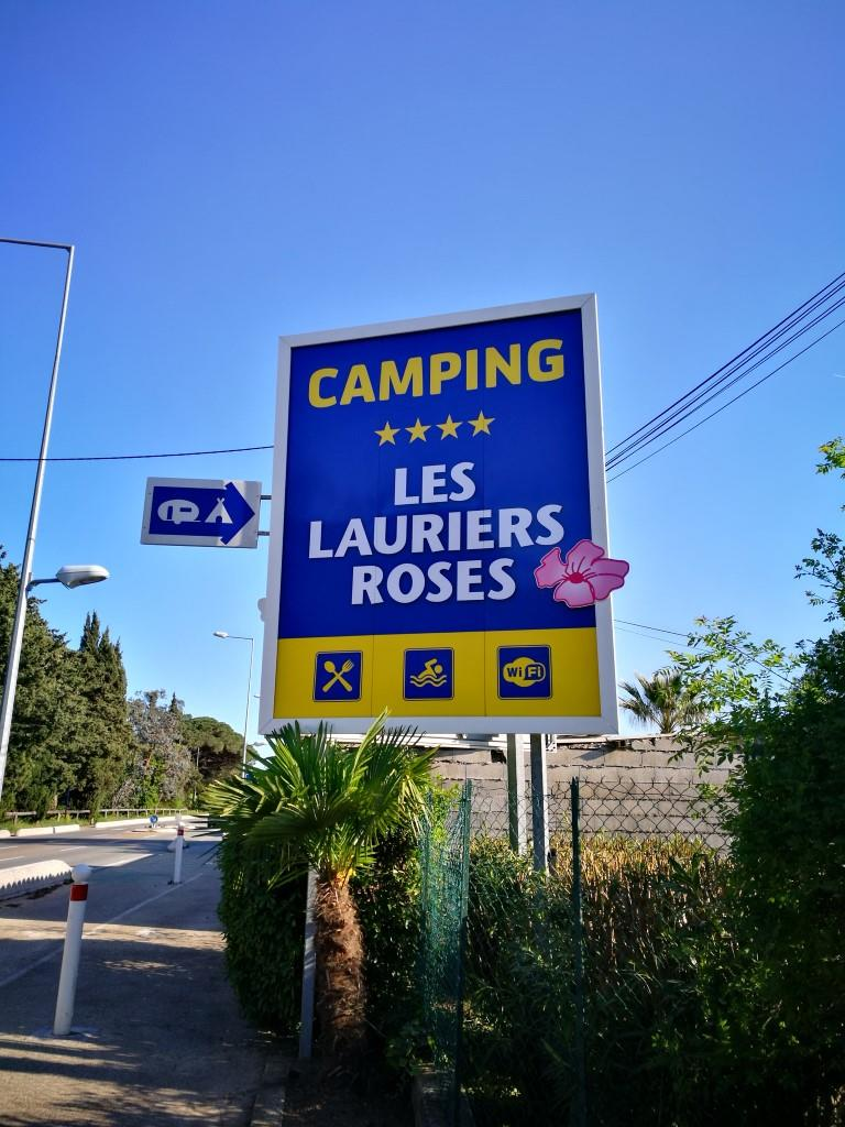 Team Camping Les Lauriers Roses - SAINT AYGULF