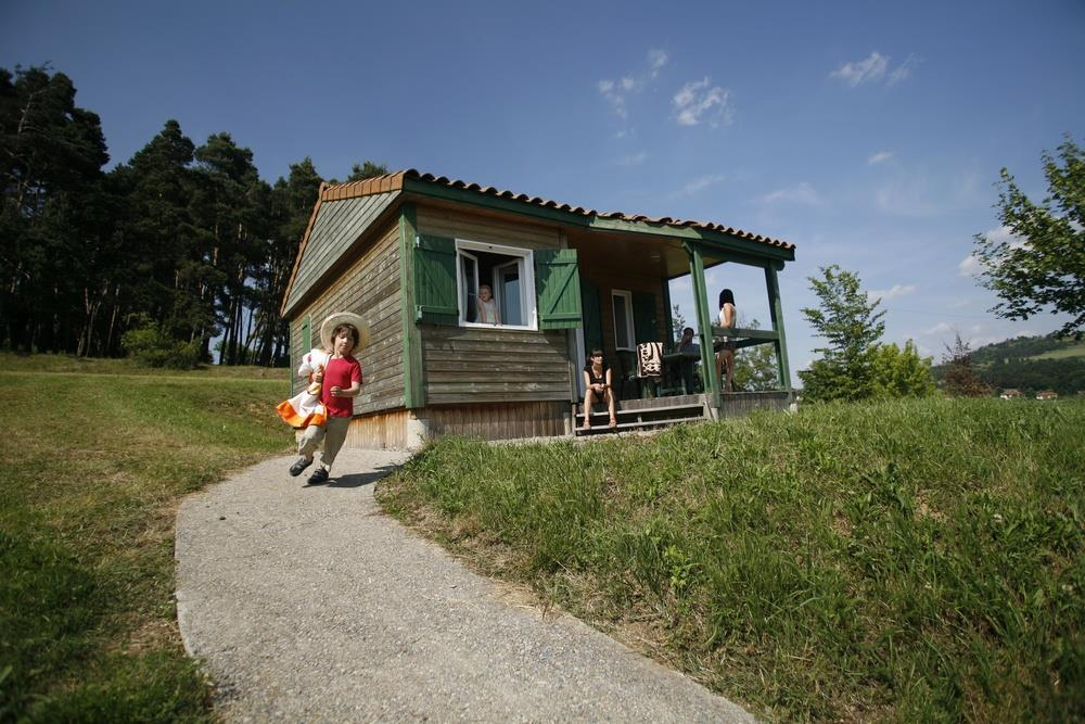 Camping International La Roche Murat - Saint-Flour