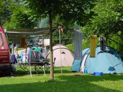Emplacement - Emplacement - Mini - Camping Vitznau
