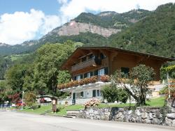 Kwatery - Apartment in chalet - Camping Vitznau