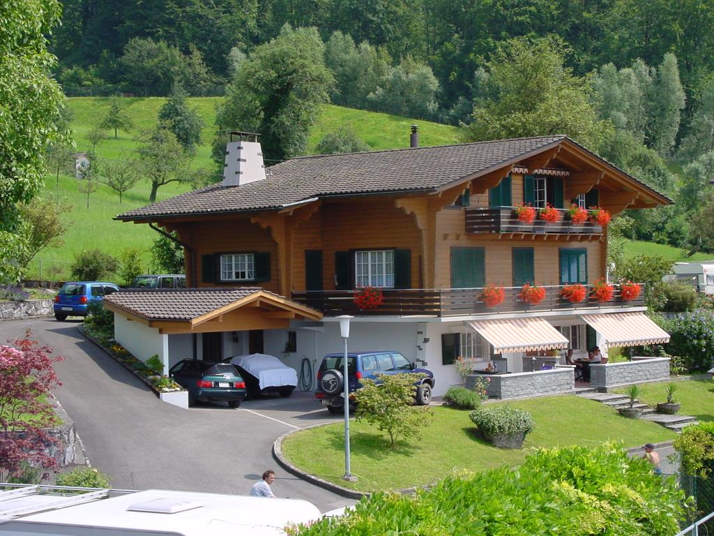 Apartment In Chalet
