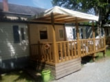 Rental - Mobile-Home Trio (3 Bedrooms) - Camping Les Chambons