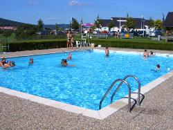 Mare, piscina Camping L'Oasis - Oberbronn