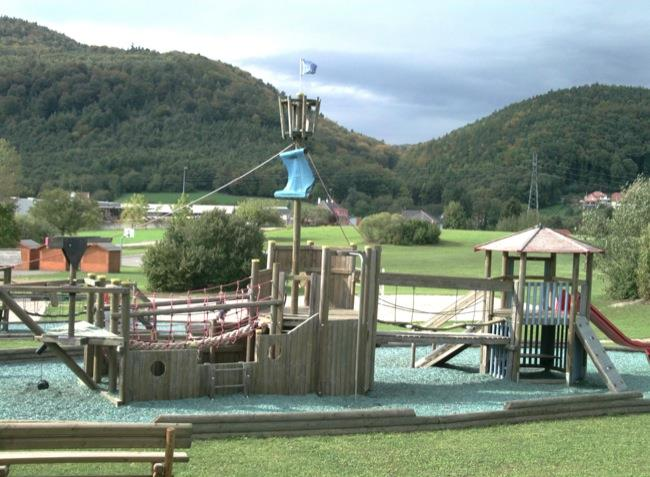Leisure Activities Camping L'Oasis - Oberbronn