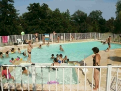 Bathing Camping DE ROQUELONGUE - BOISSE PENCHOT
