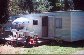 Alloggi - Mobil-Home - Camping LA RETENUE DE PARELOUP