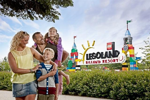 Reception team LEGOLAND holiday village - Billund