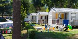 Casa Mobile LOUISIANE 30m2. Year 2006,  Arrival day Sunday