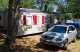 Rental - Mobile-home Rideau Panama duo 32m2, Year 2015, pitchnumber 141 - Camping SOLEIL LEVANT