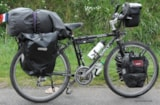Pitch - Pitch Trekking Package by foot or by bike with tent - Camping La Buissiere