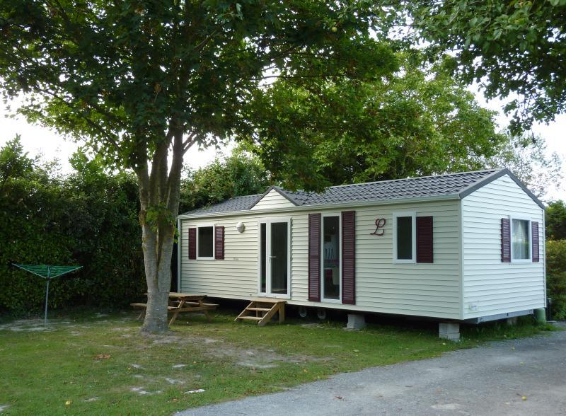 Location - Mobilhome 3 Chambres 35M² 6 Pers. - Camping Les Couesnons