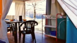 Rental - Canvas Bungalow by the lake - Camping LA ROMIGUIERE