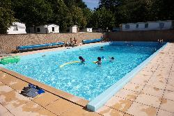 Bathing Camping La Romiguiere - Montpeyroux