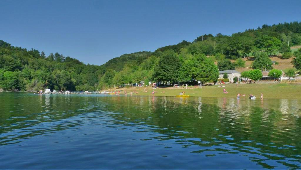Spiagge Camping LA ROMIGUIERE - MONTPEYROUX