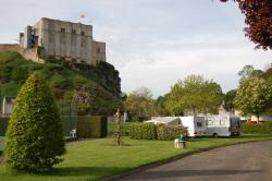 Establishment Camping Du Château - Falaise